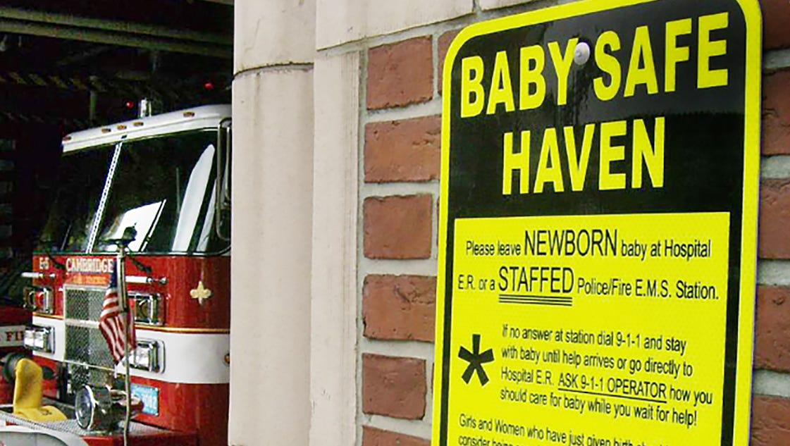 baby safe havens Not ready to be a mom afraid to tell anyone you're pregnant don't know what  to do with the baby we can help you if you're not ready to take care of a.