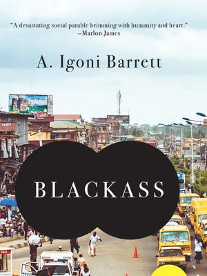 Book cover for Blackass