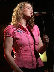 Singer Joan Osborne performs during the 2007 Sundance