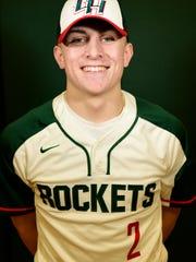 Shortstop Jac Alexander is among Oak Harbor's returning players.