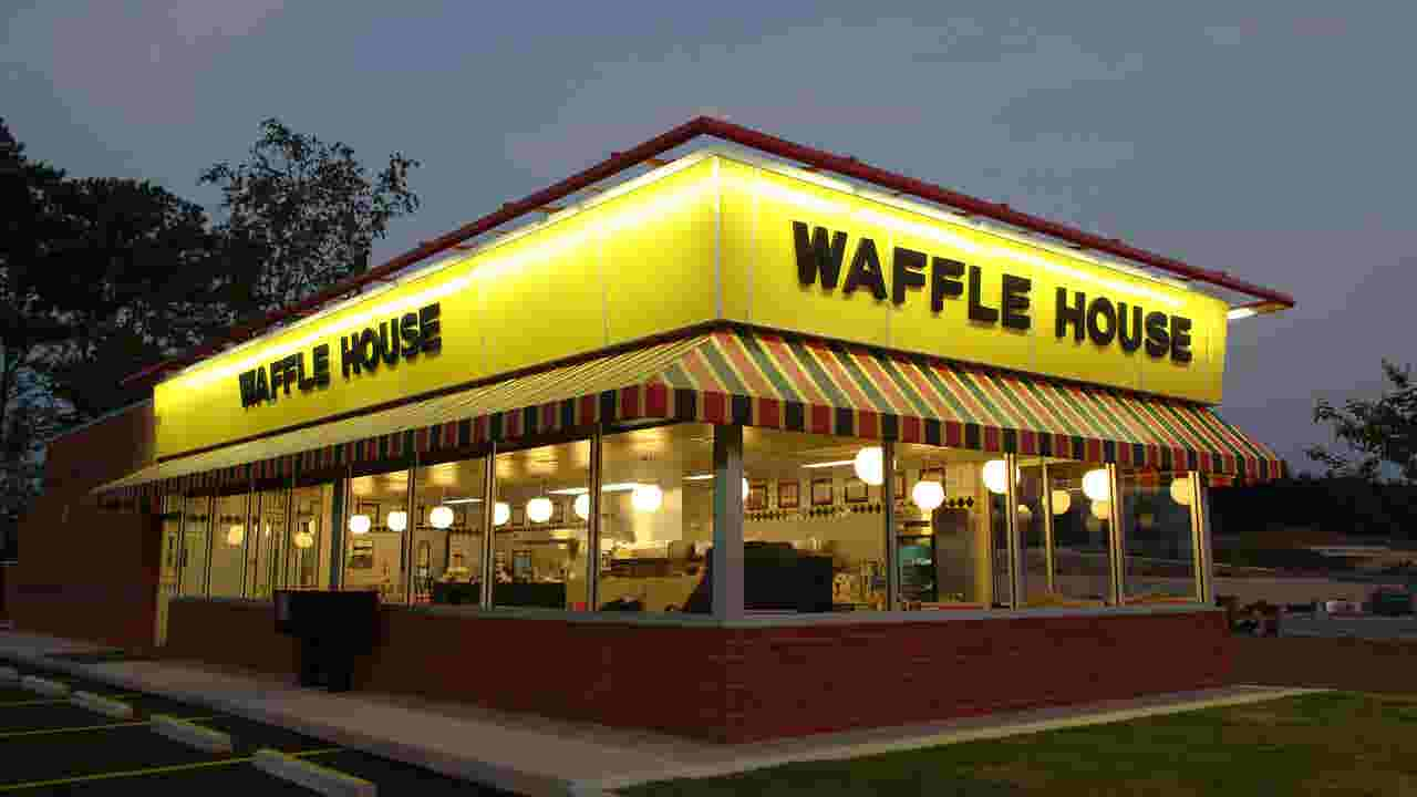 Waffle House Food Truck Brings Breakfast Goodness To Your Special Event
