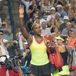 Serena Williams is seeking to complete the first Grand Slam since Steffi Graf in 1988.