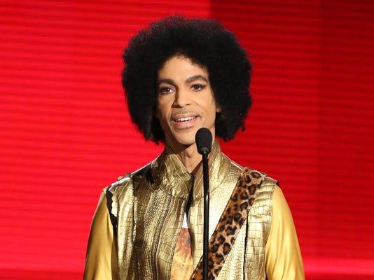 Prince in Asheville