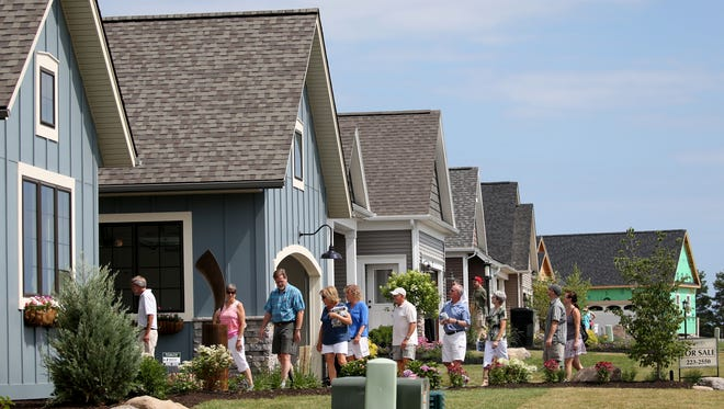 2016 Homearama in Pittsford features six homes built by Rochester area Home Builders' Association.