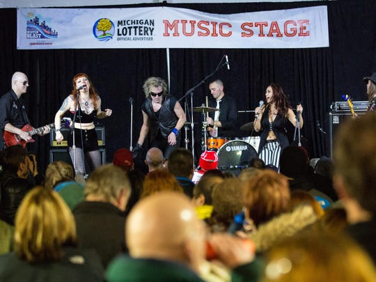 Detroit's musical talent takes center stage this weekend.