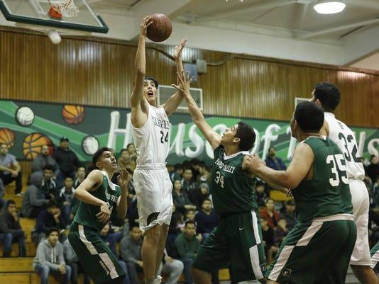 CCS Basketball: Alisal vs. Parajo Valley