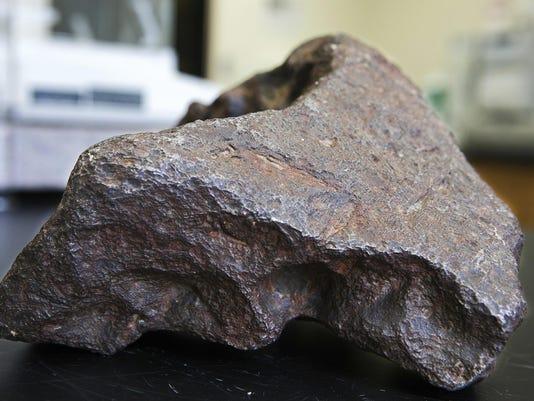 Meteorite Doorstop
