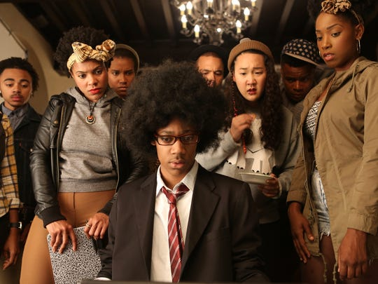 """Dear White People"" is directed by Justin Simien."