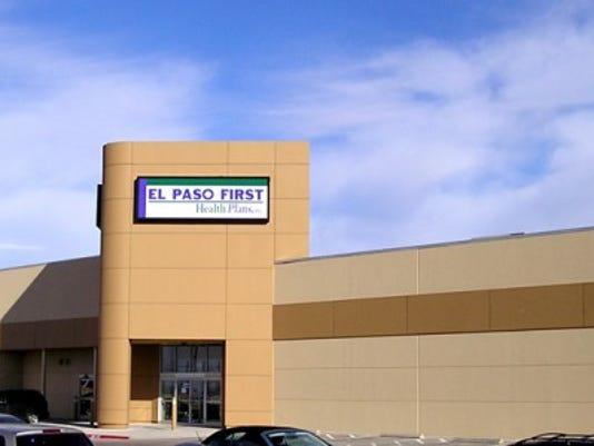 El Paso First Health Plans building