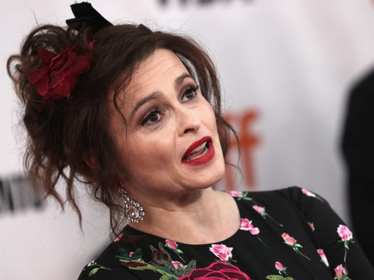Helena Bonham Carter provides her voice to the Indy