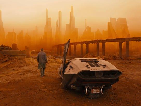"""A scene from """"Blade Runner 2049."""""""