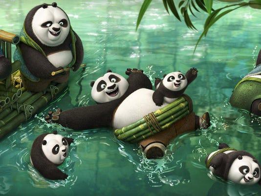DFP kung fu panda 3