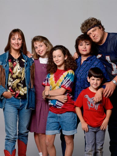 'Roseanne' first aired in 1988 and ran for nine seasons