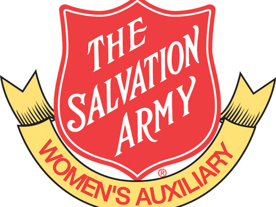 Salvation Army Women's Auxiliary logo