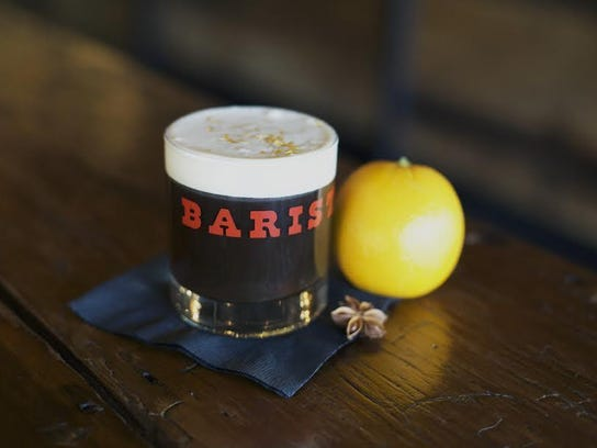 Irish Whisker at Barista Parlor