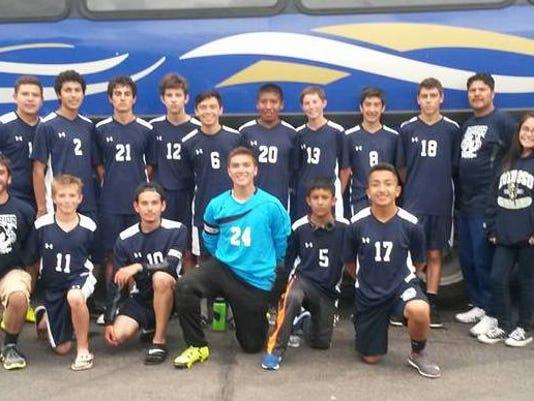 RHS-soccer-team