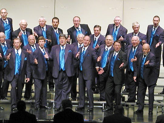 The Clipper City Chordmsen will be featured during