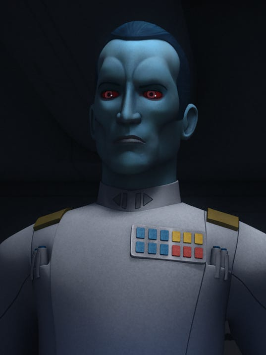 Thrawn To Make Grand Appearance In Star Wars Rebels