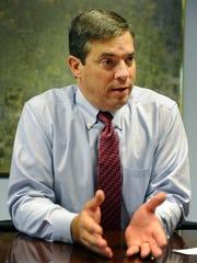 Brentwood City Manager Kirk Bednar