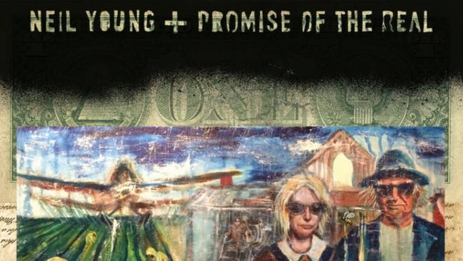 """'The Monsanto Years"""" by Neil Young and Promise of the Real"""