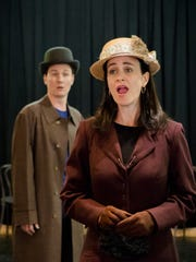 """Adriana Zabala sings the title role in Florentine Opera's world premiere production of """"Sister Carrie."""""""