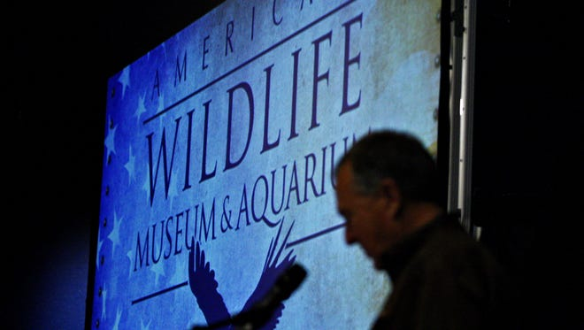 """""""We hope it becomes a must-see destination for 60 million people who enjoy the outdoors,"""" Bass Pro Shops founder Johnny Morris said when he announced plans for the overhauled Wonders of Wildlife National Museum and Aquarium."""