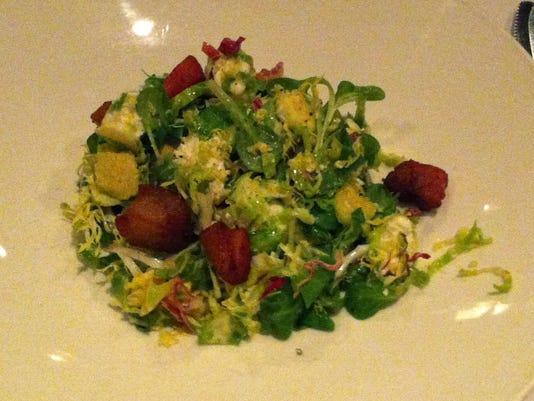 maxs chophouse salad