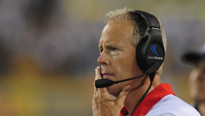 New Mexico finishes 7-6 and playing in the New Mexico Bowl last season in Bob Davie's fourth year as head coach.
