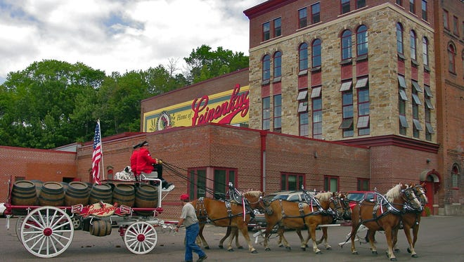 Leinenkugel's will no longer use an image of a Native American woman that has long been associated with the Chippewa Falls-based brewery.