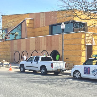 Dogfish Head gearing up for new Rehoboth restaurant