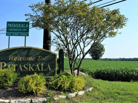 Pataskala welcome sign