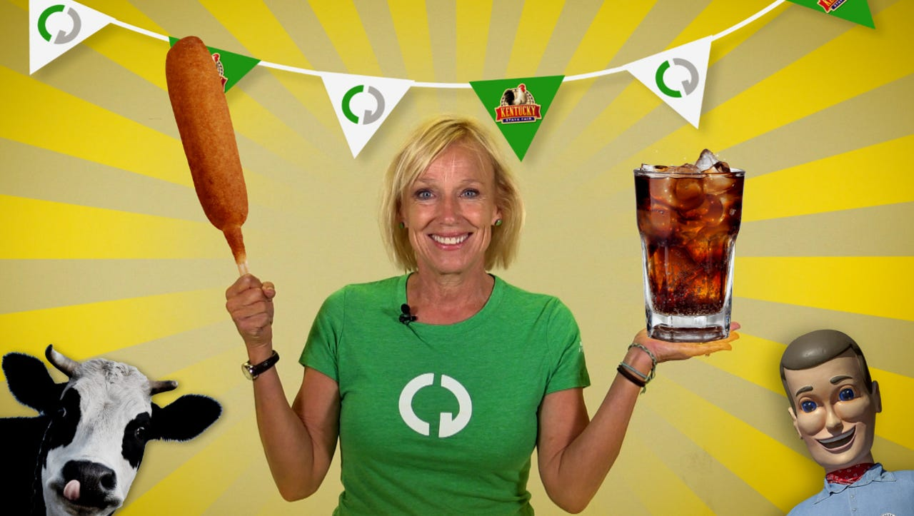 Grab a corn dog and meet your favorite CJ journalists at the Kentucky State Fair on Friday, Aug. 19!