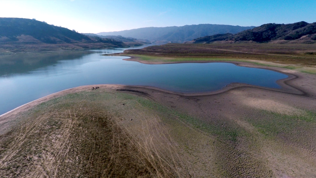 As the water levels at Lake Casitas continue to drop, water concerns and submerged areas of the valley have risen to the surface.