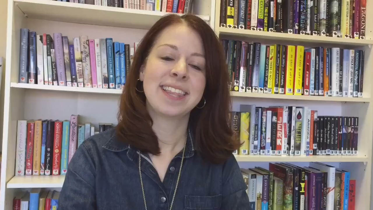 Jennifer Michael, the IB program coordinator at CASHS, talks about the benefits of the program for students.