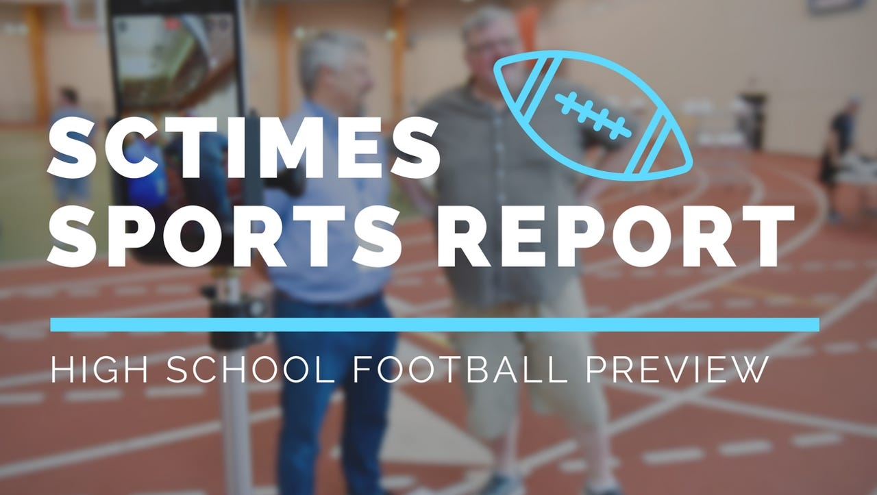 Mick Hatten and Tom Elliott preview upcoming games and discuss local sports news on SCTimes Sports Report.