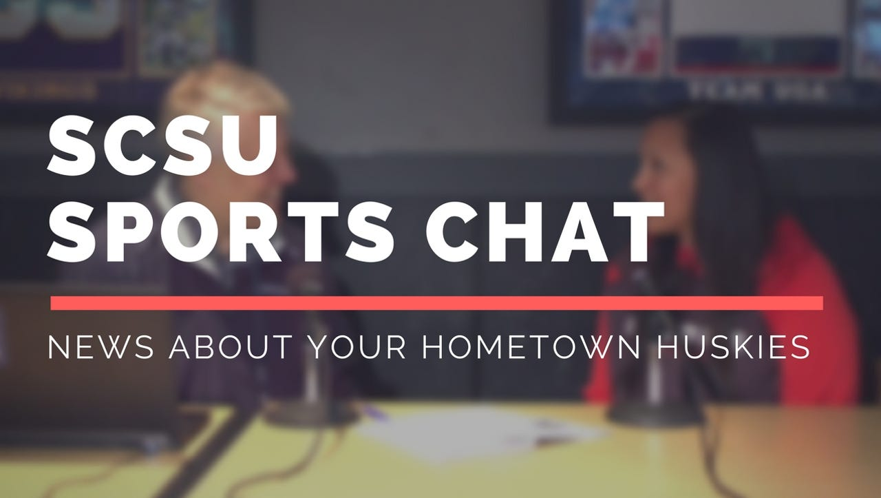 Mick Hatten sits down with SCSU men's basketball assistant coach Chad Welk on SCSU Sports Chat.