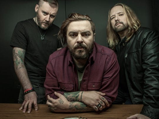 Seether rocks the Four Seasons Arena on the last night of the Montana State Fair Saturday, Aug. 4.