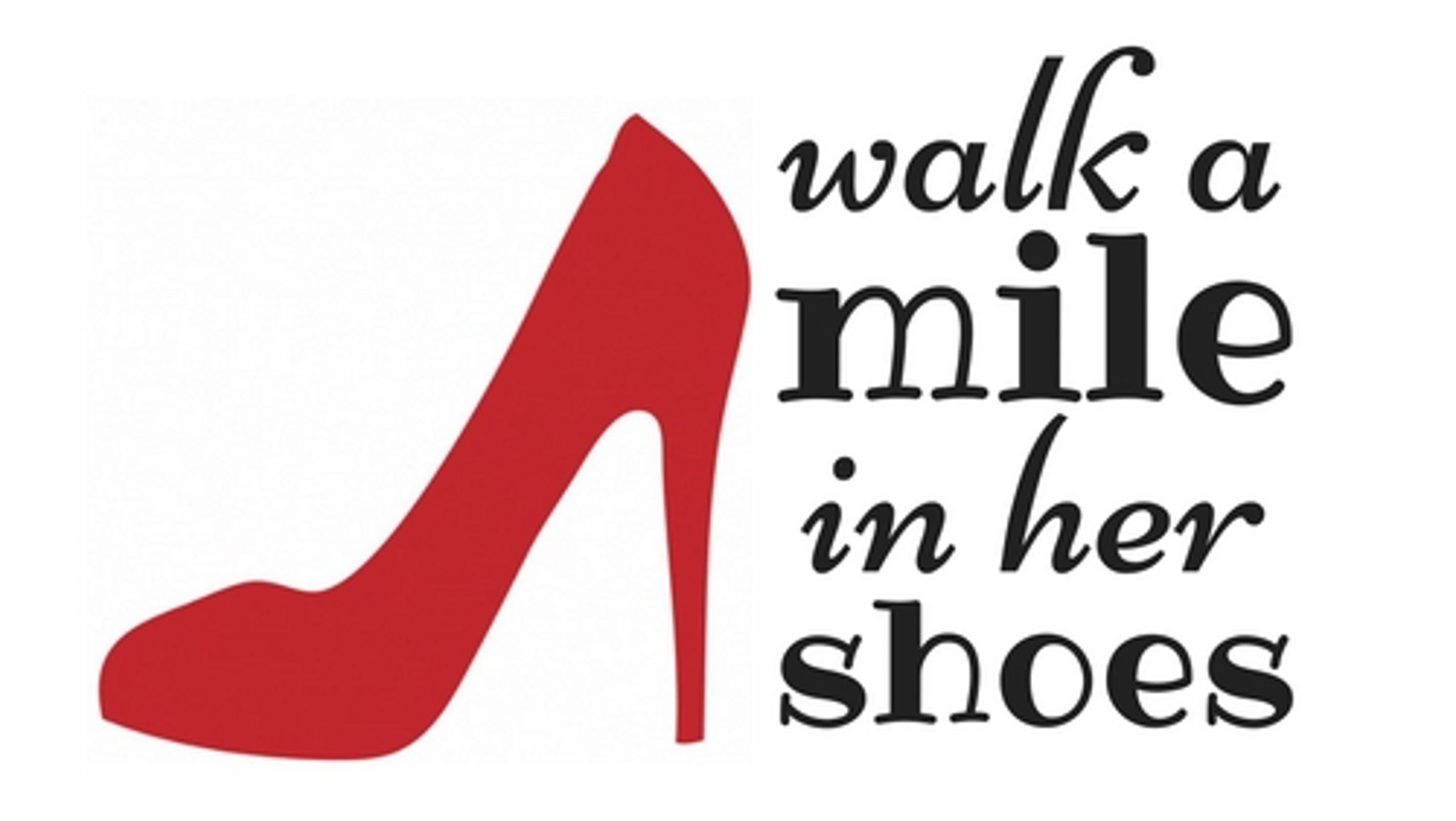 Walk In Her Shoes Domestic Violence