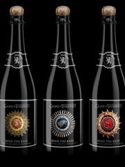 Brewery Ommegang and HBO Global Licensing joined together to create Bend the Knee Golden Ale.