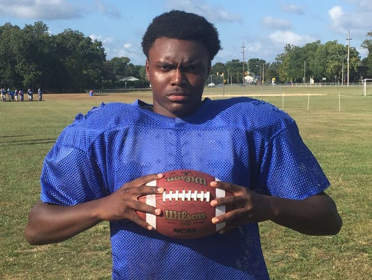 Millville's Tex Thompson is playing a bigger role with
