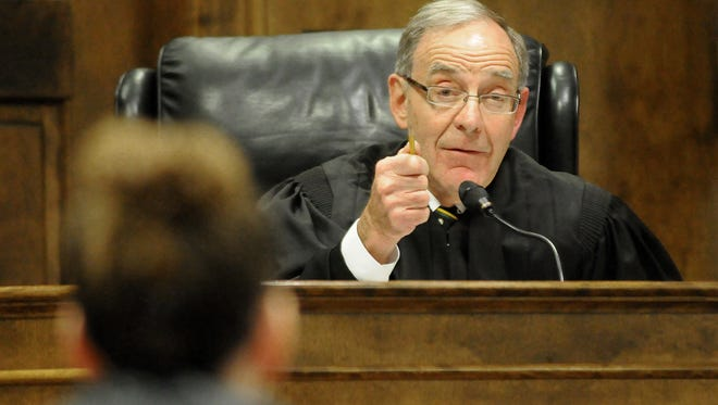 Brown County Judge Donald Zuidmulder has handed out two-year sentences in two drunken driving cases where three years in prison was mandated by the state statutes, including one for a man's eighth offense.