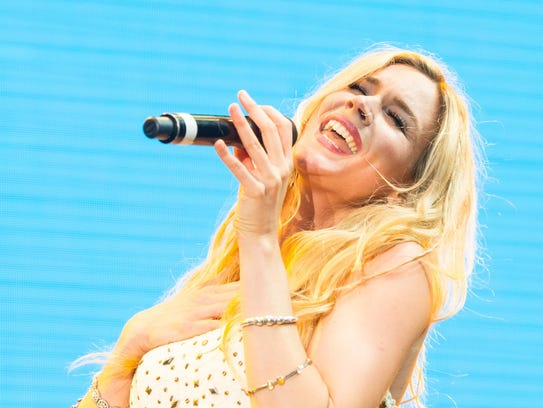Joss Stone will be among the performers at the Xerox