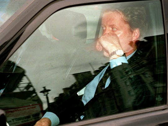Charles, Earl Spencer, the brother of Princess Diana,