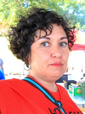 Yolanda Archuletta, Executive Director for Family Promise of Anderson County in 2016.