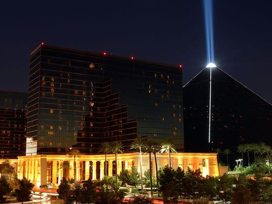 Las Vegas Strip Exteriors