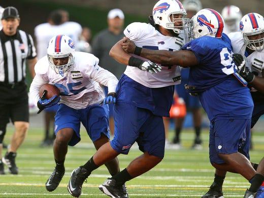 Buffalo Bills have strong running back corps