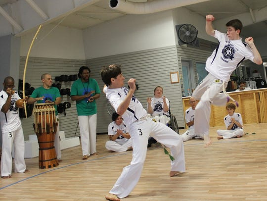 Tallahassee Capoeira will have its grand opening from