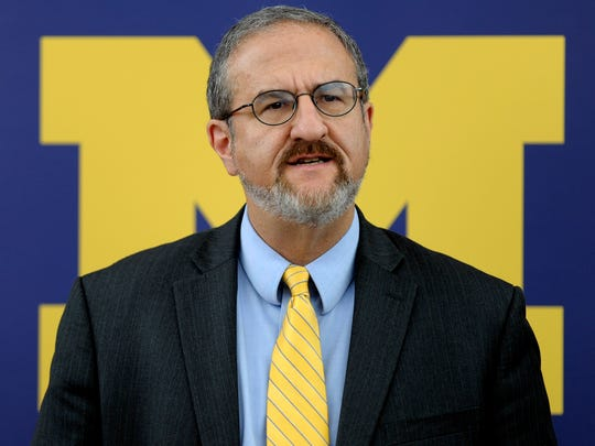 University of Michigan Mark Schlissel