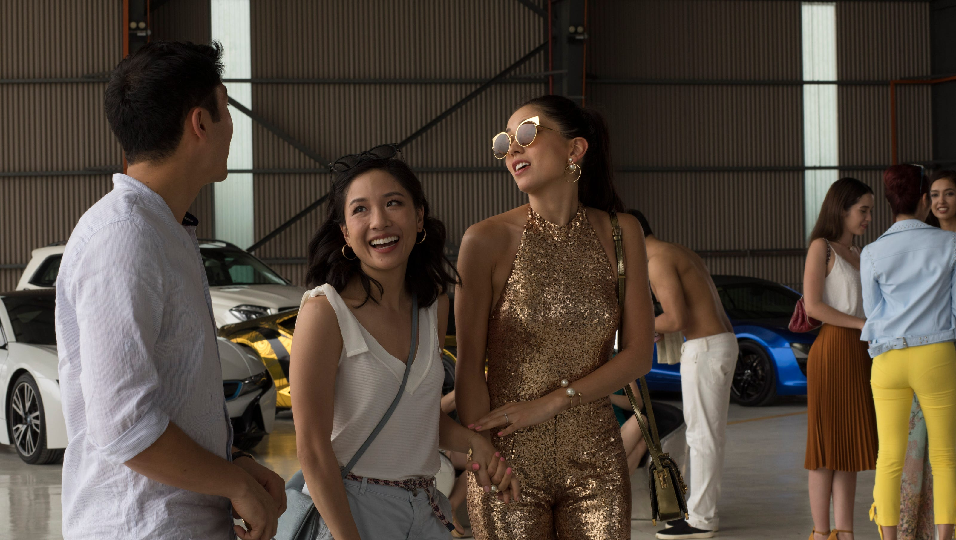 crazy rich asians': everything we know about the movie