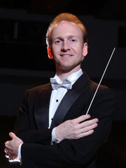 James Fellenbaum is the KSO's resident conductor.